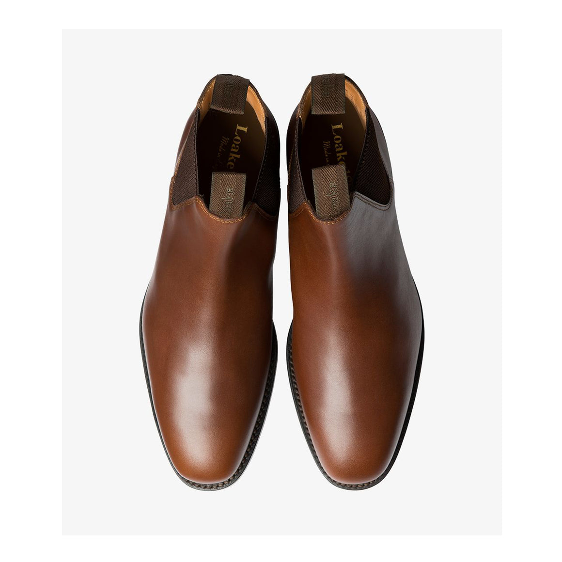 Chatsworth Dainight Shoe for Men in Brown