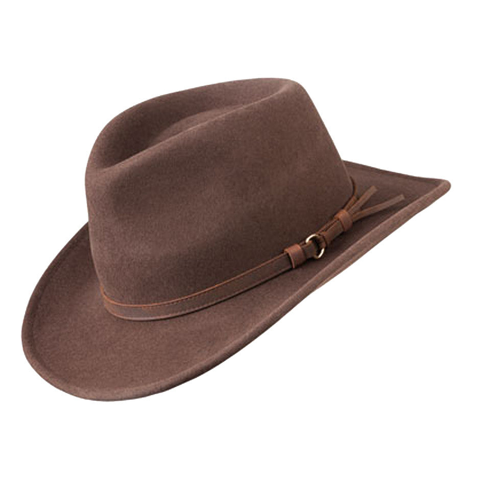 Outback Hat for Men in Brown