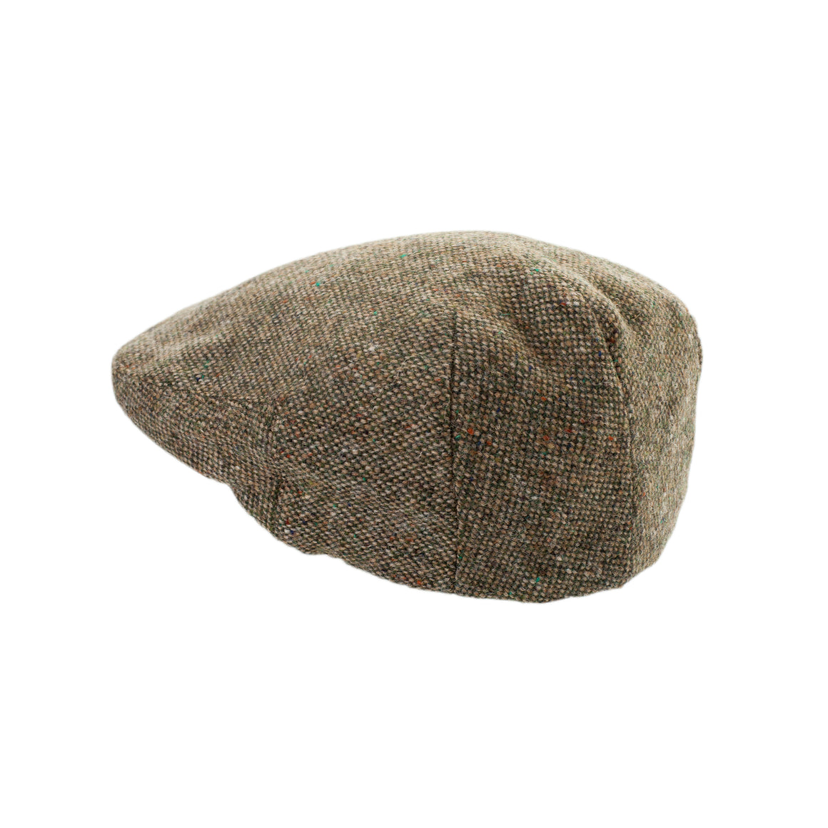 Hereford Pure New Wool Tweed Cap for Men in 5028