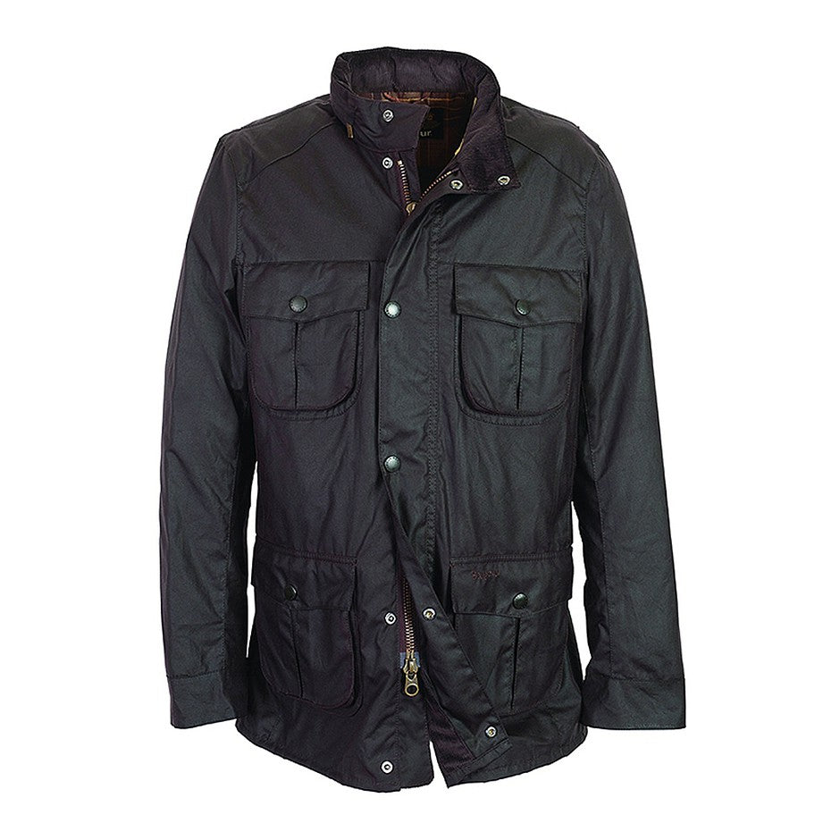 Mens Corbridge Jacket in Black