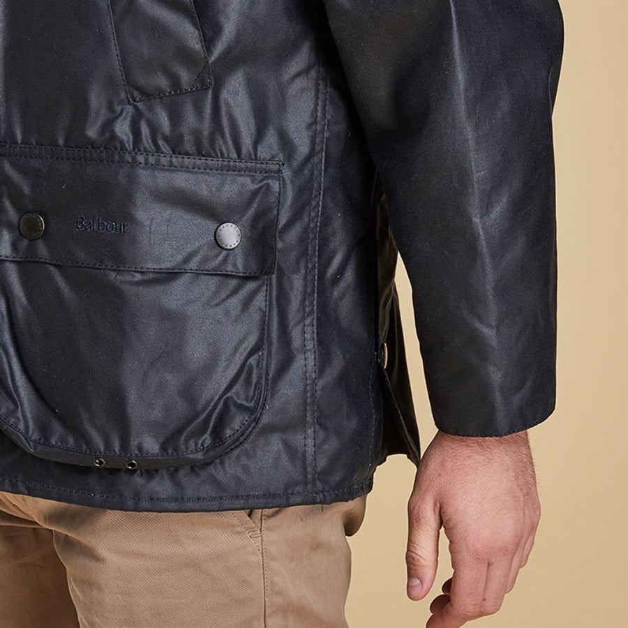 Bedale Jacket for Men in Navy