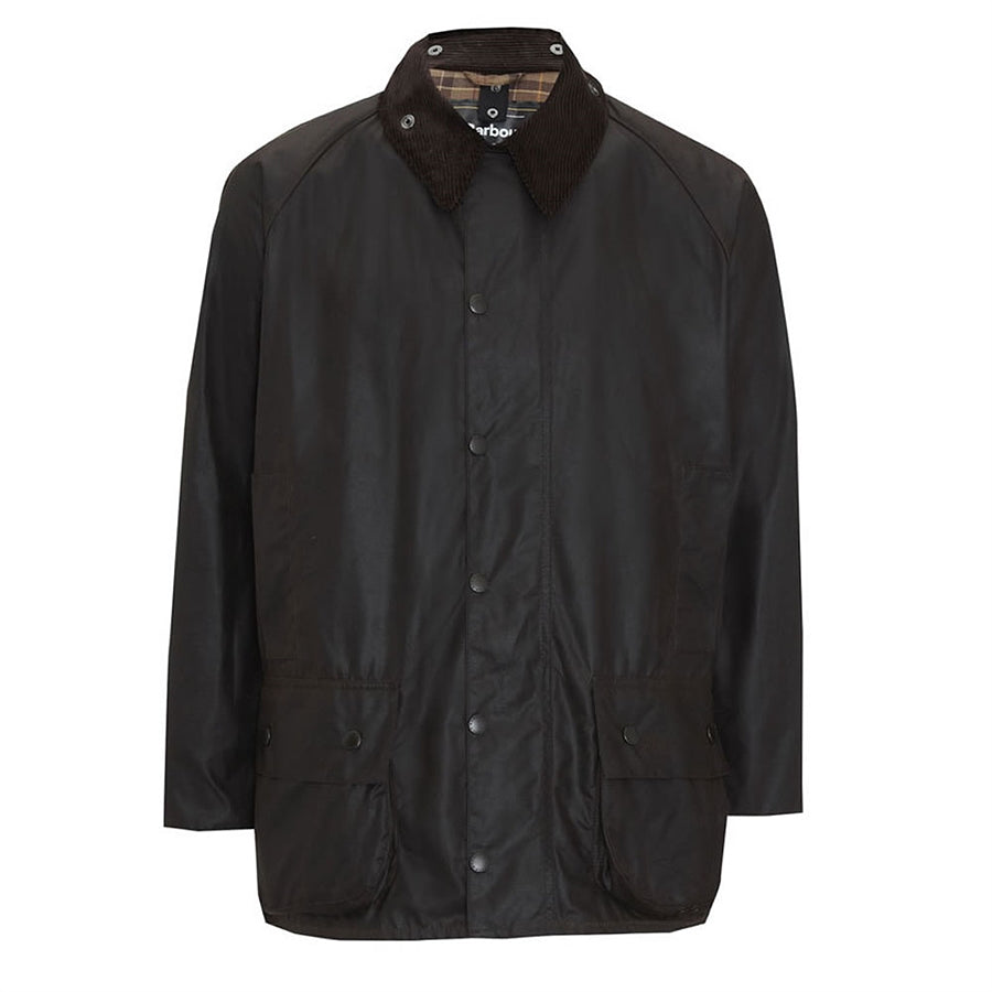 Mens Beaufort Waxed Jacket in Rustic