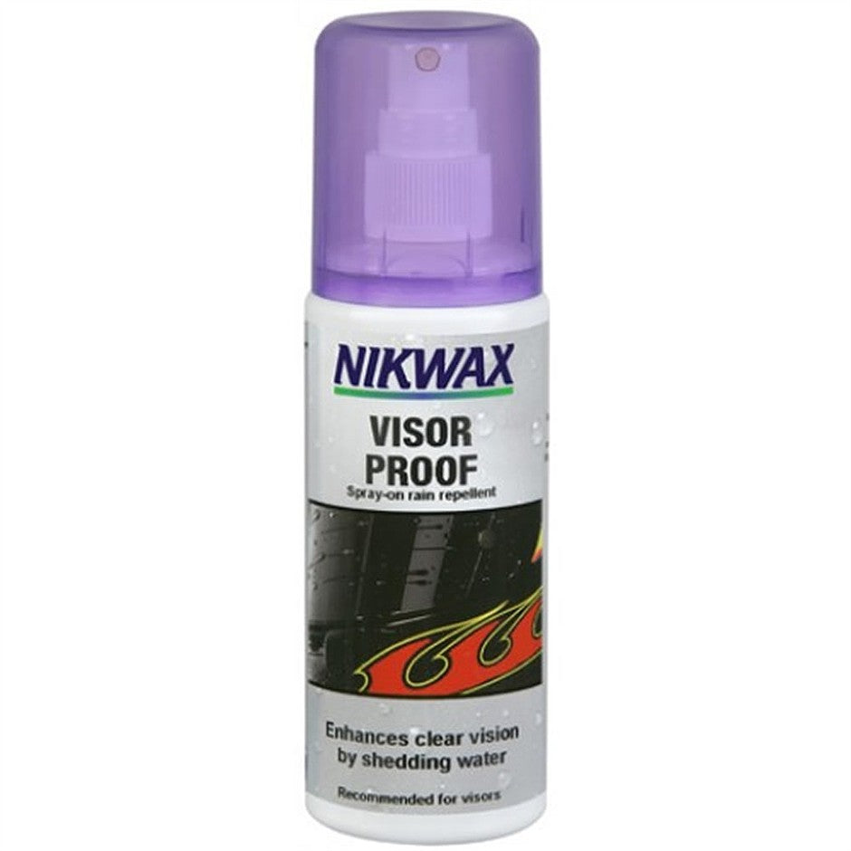 Visor Proof Spray-On Rain Repellent