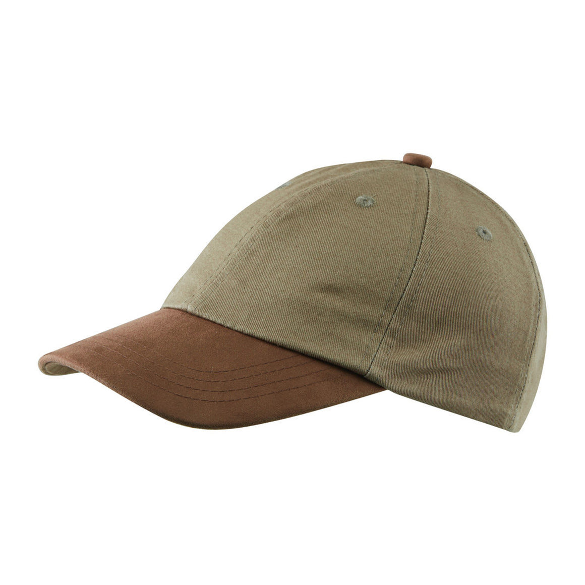 Cowes Baseball Cap for Men in Olive