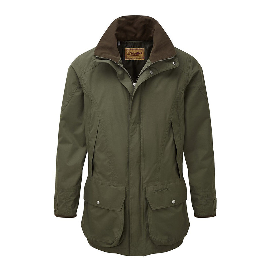 Ptarmigan Ultralight II Coat for Men in Dark Olive