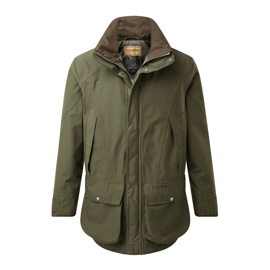 Ptarmigan Extreme II Coat for Men in Dark Olive