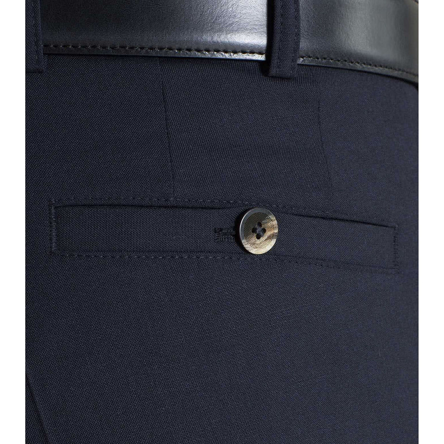 Mens Roma Trousers in Navy