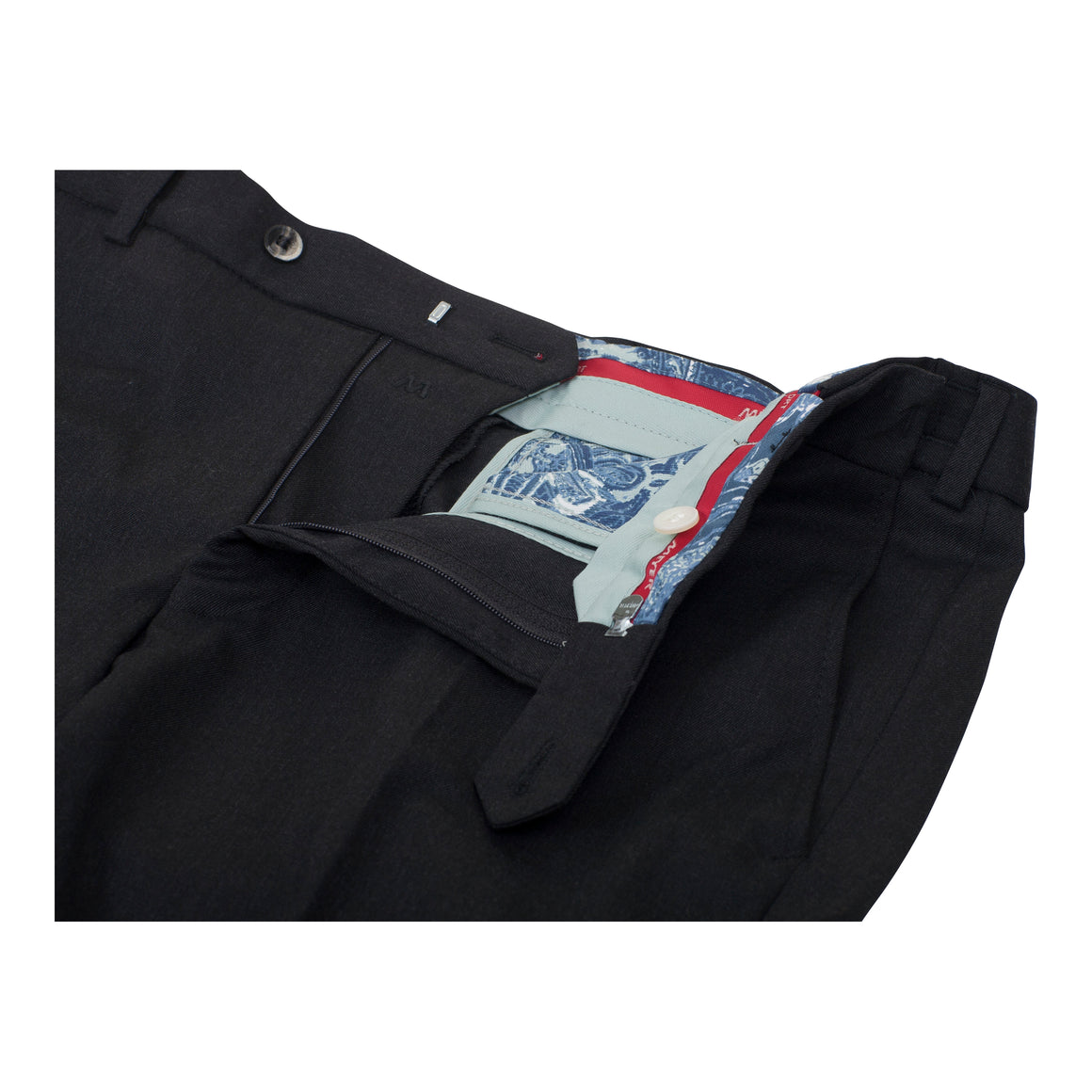 Oslo Trouser for Men in Charcoal