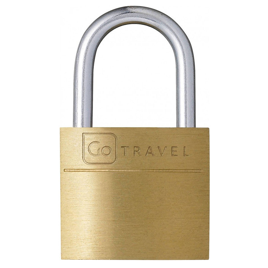 Solid Brass Luggage Lock