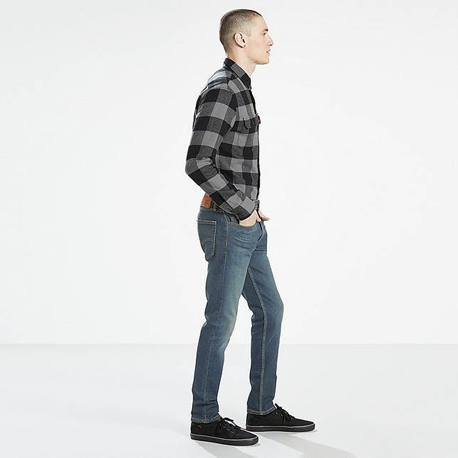 512 Slim Taper Fit Jeans for Men in Ludlow