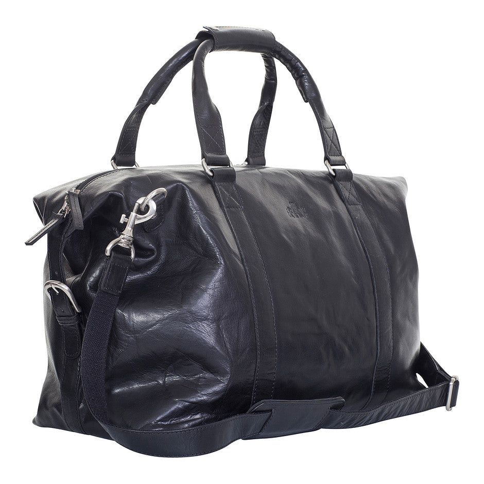 Safari Holdall for Men in Black