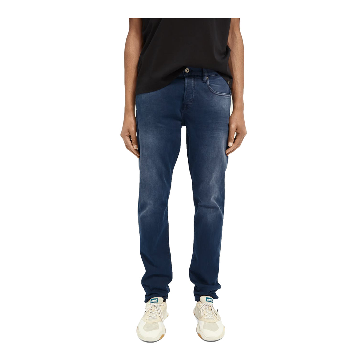 Slim Fit Ralston Jean for Men in Indigo