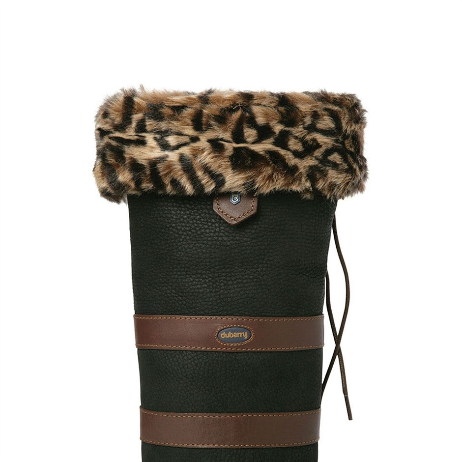 Boot Liners for Women in Leopard