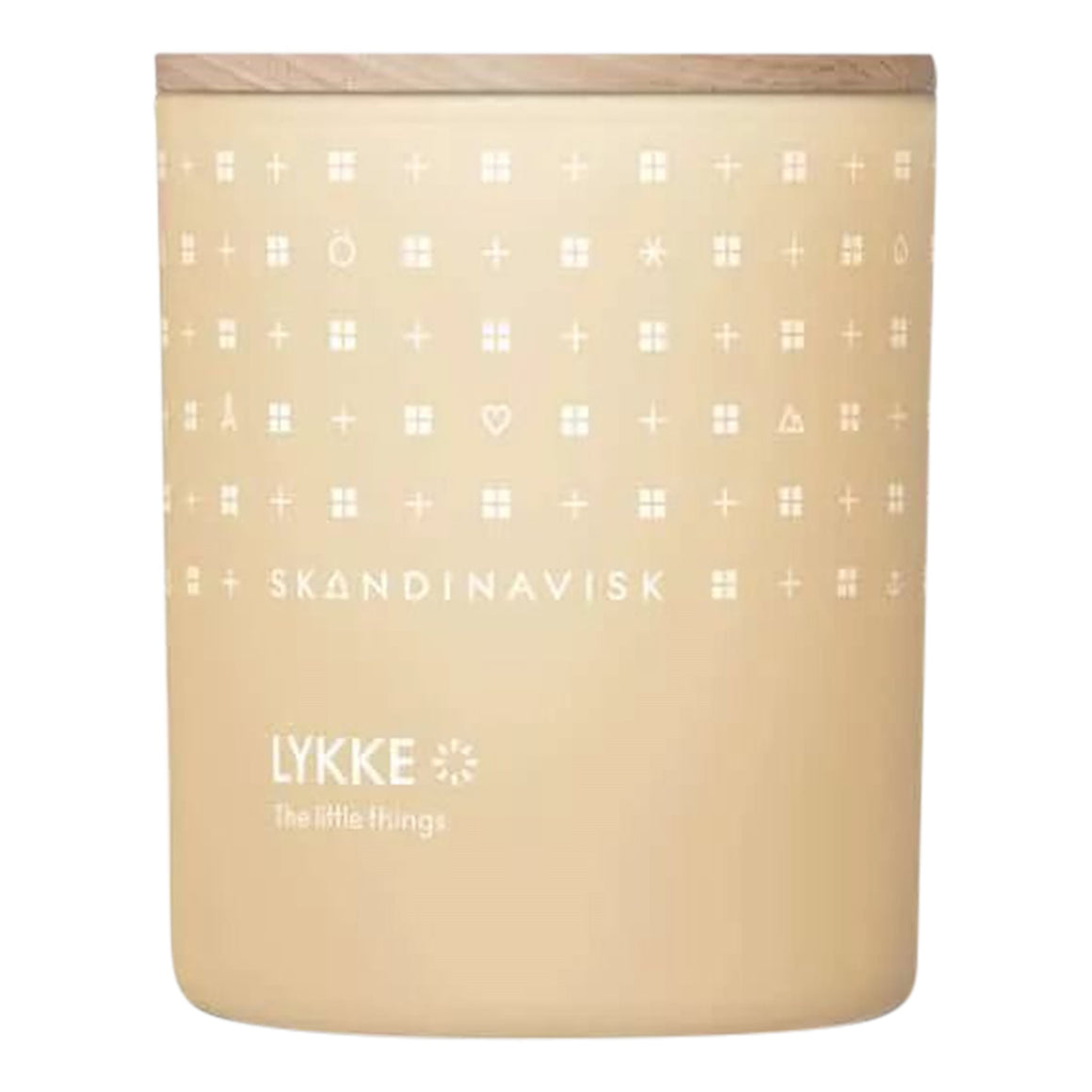 LYKKE 200g Scented Candle