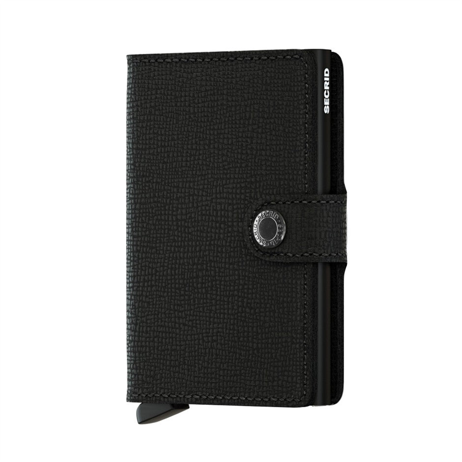 Crisple MiniWallet in Black