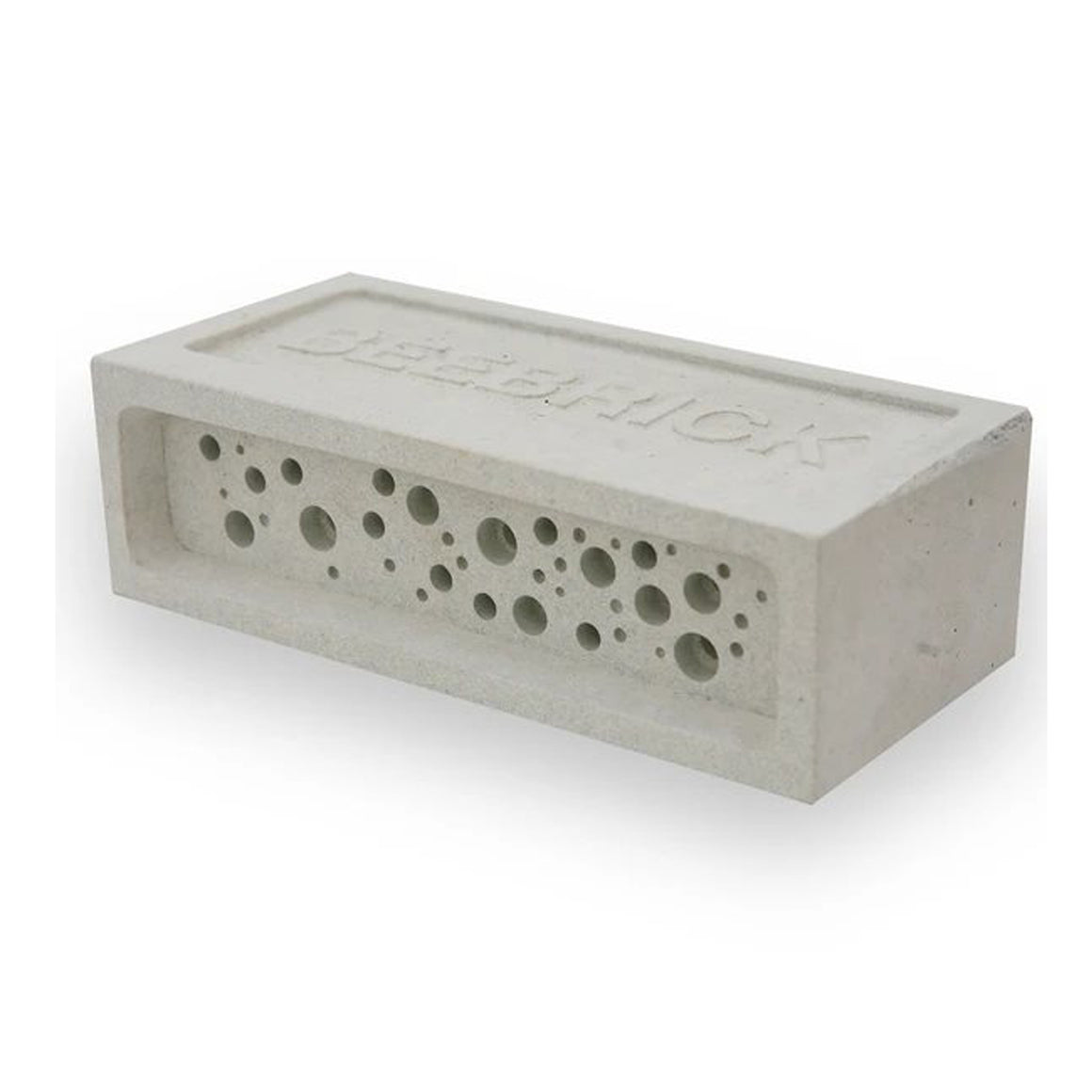 Bee Brick in White