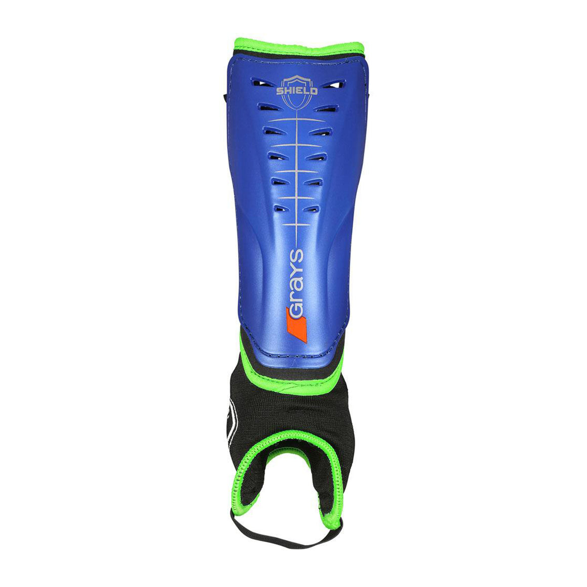 Shield Hockey Shinguards for Men in Royal
