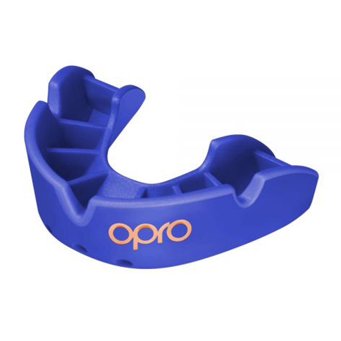 Junior Bronze Mouthguard for Kids in Blue