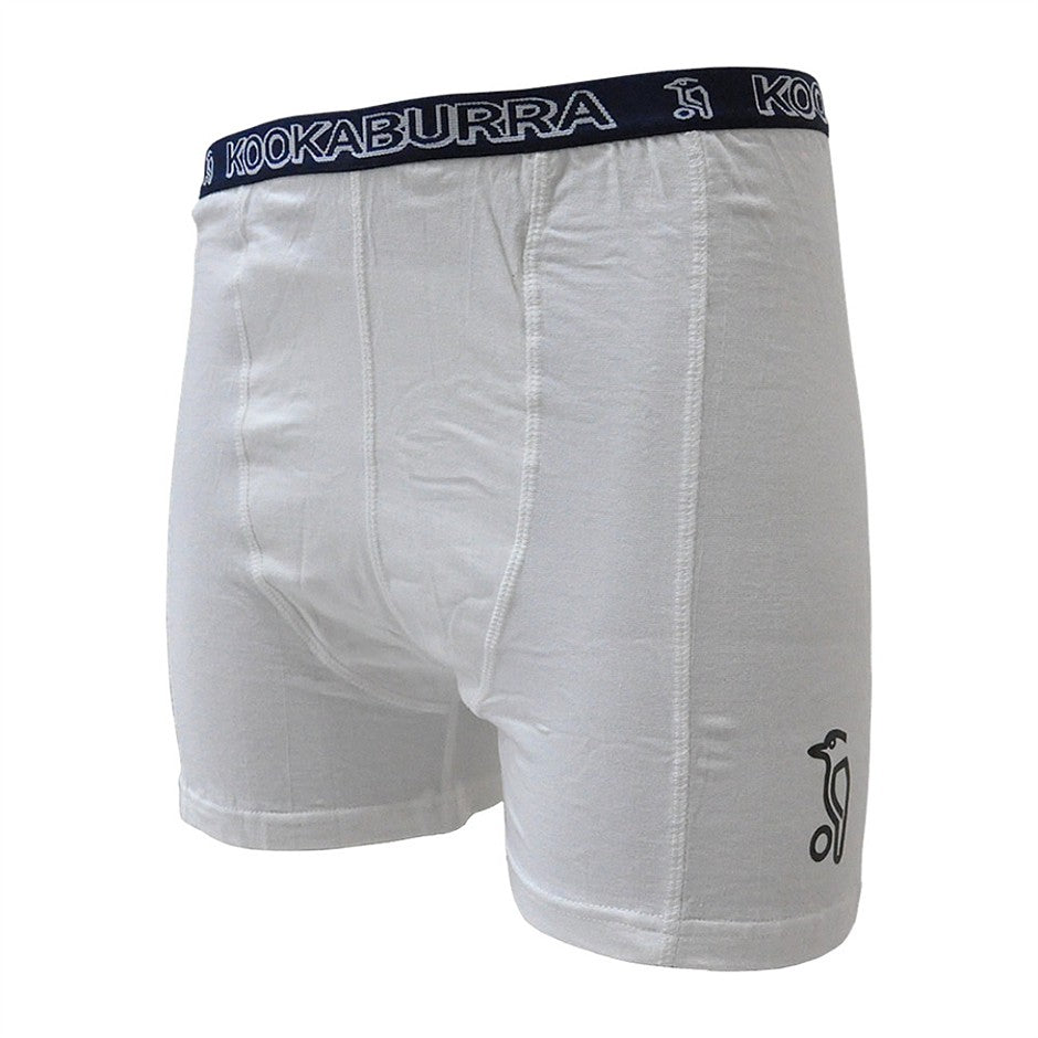 Cricket Jock Shorts for Men & Boys in White