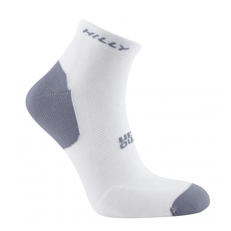 Tempo Quarter Socks Twin Pack for Men in Black & White