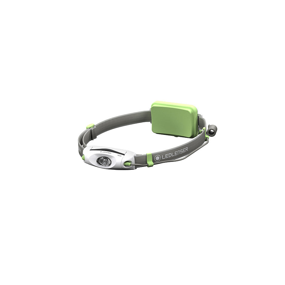 NEO4 Head Torch in Green