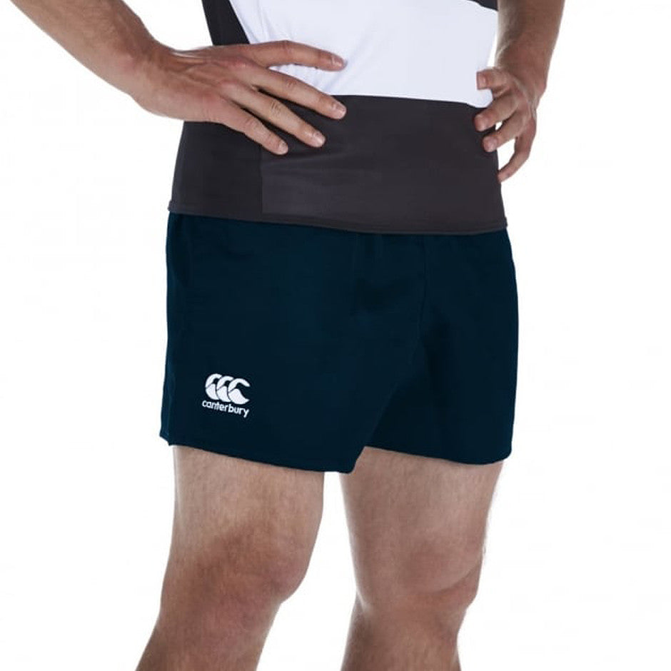 Professional Shorts for Men in Navy