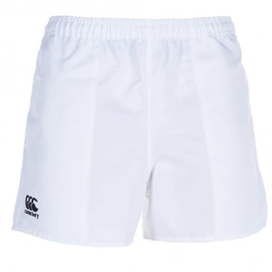 Professional Shorts for Men in White