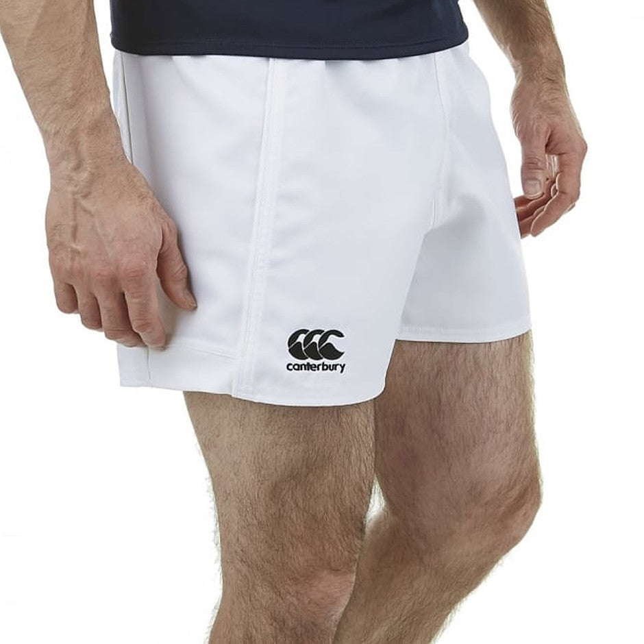 Advantage Shorts for Men in White