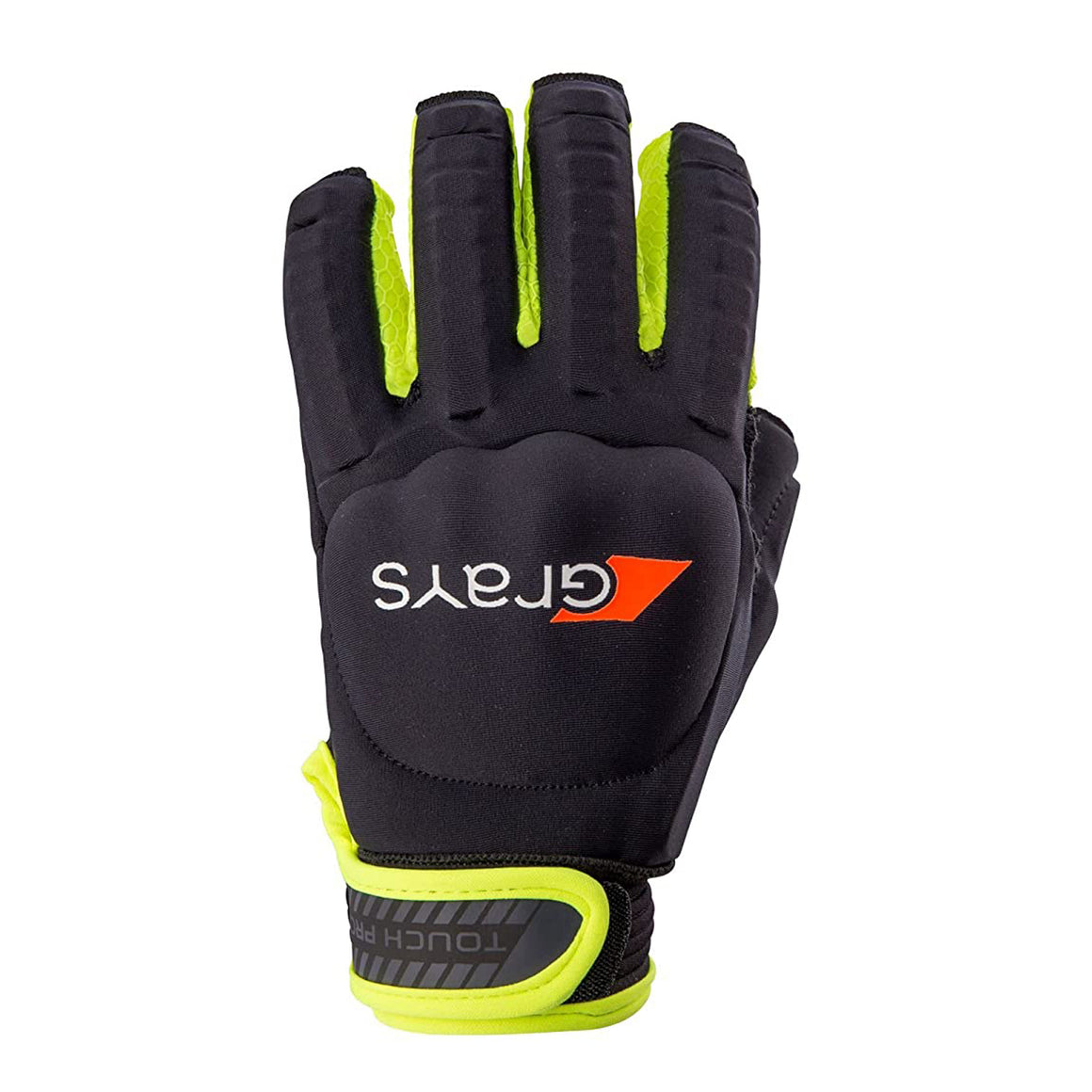 Touch Pro Hockey Glove L/H in Black & Yellow