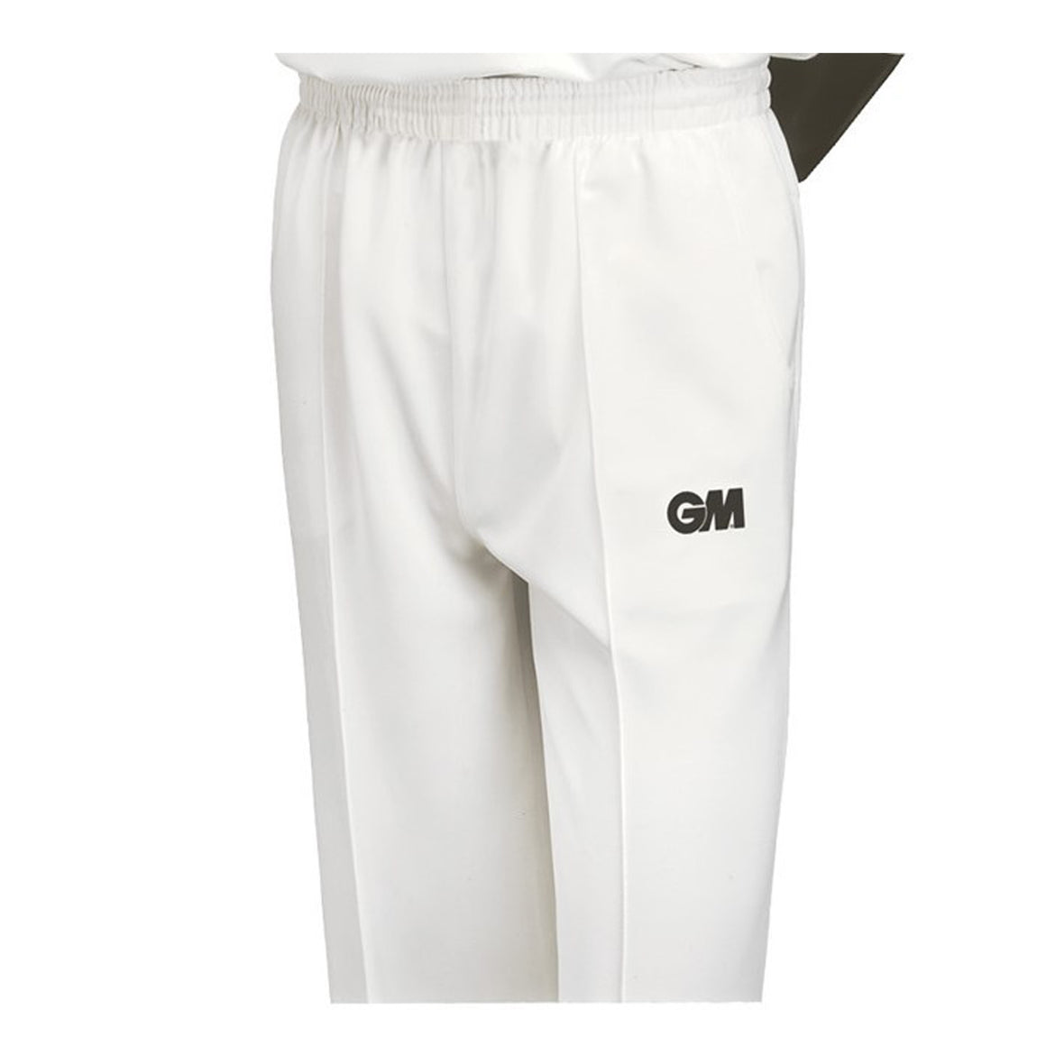 Maestro Cricket Trousers for Kids in Ivory