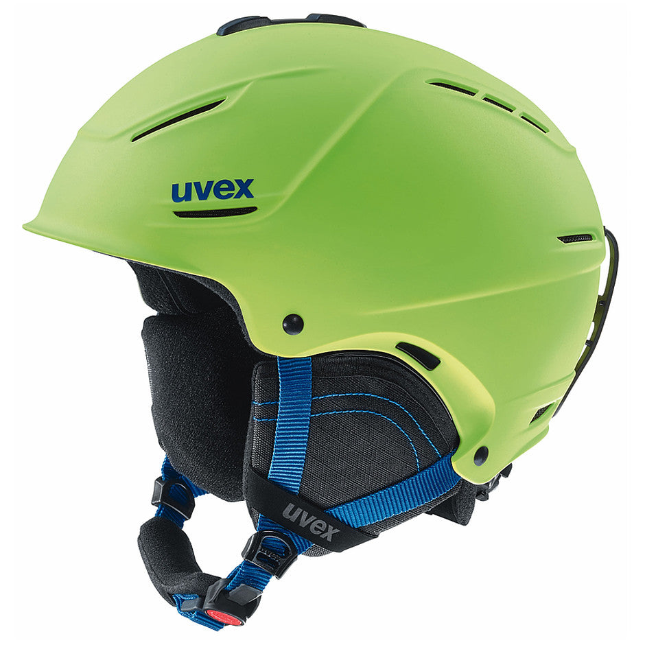 P1us 2 0 Helmet for Unisex Adults in Lime Mat