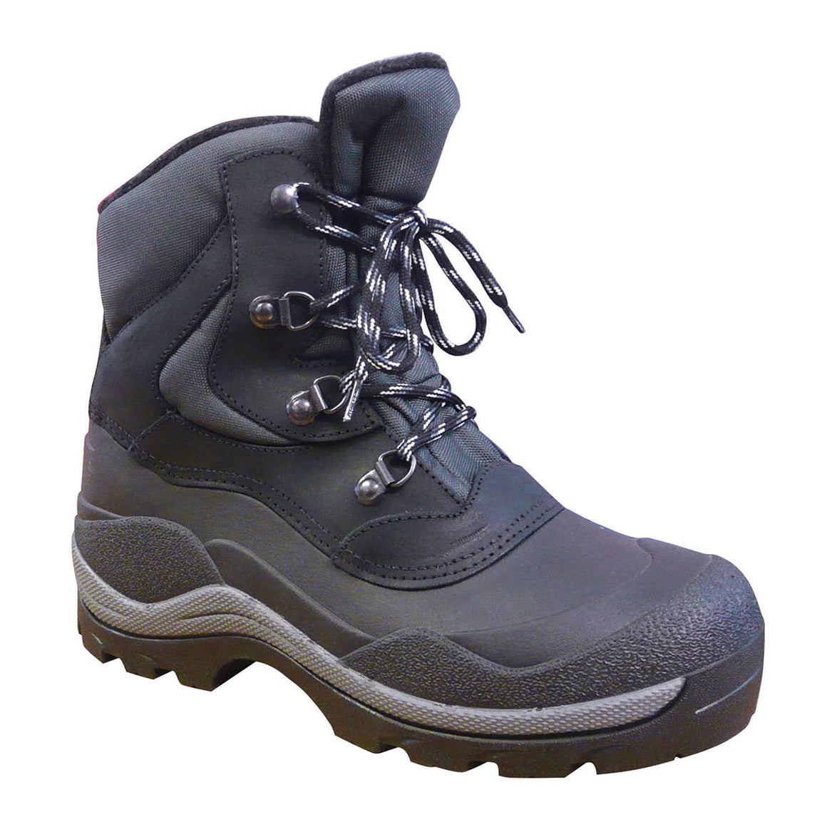 Crevasse Boot  for Men in Black