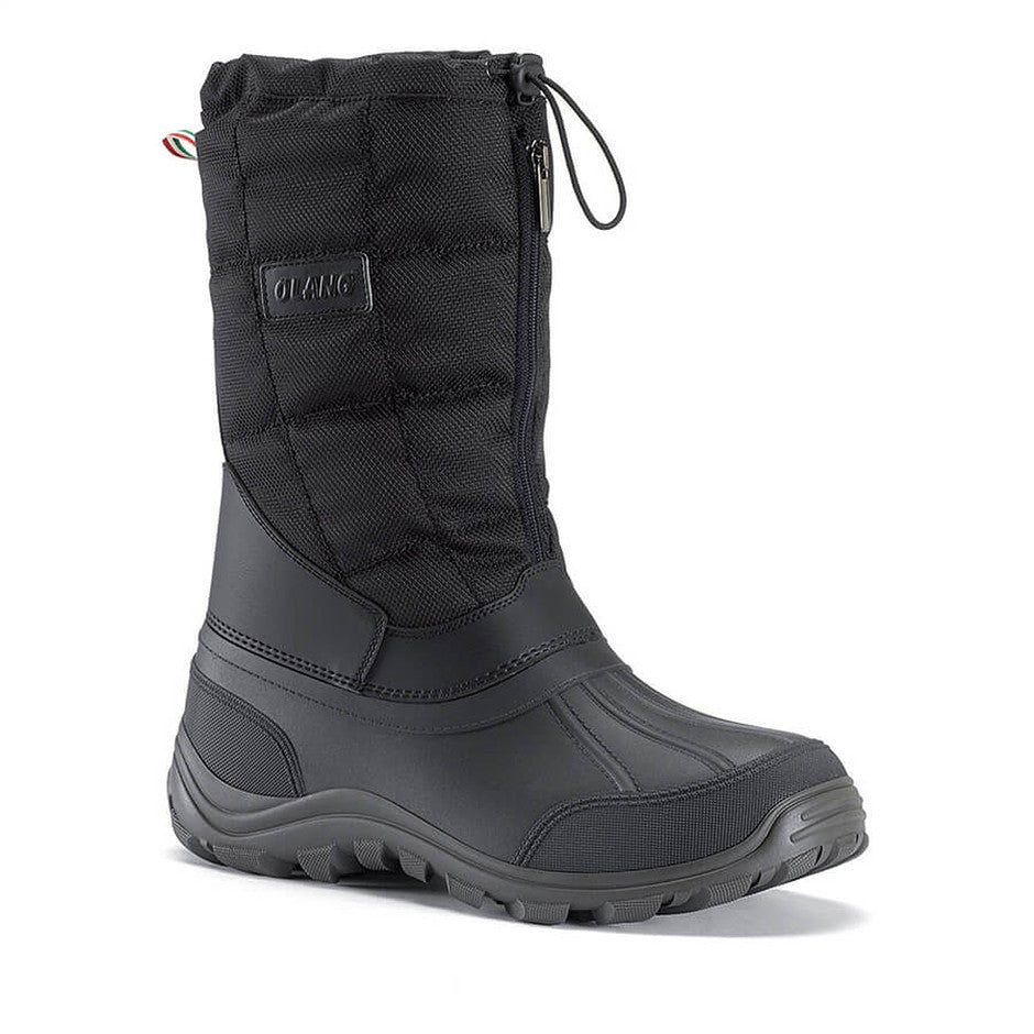 Olympus Boots for Men in Nero