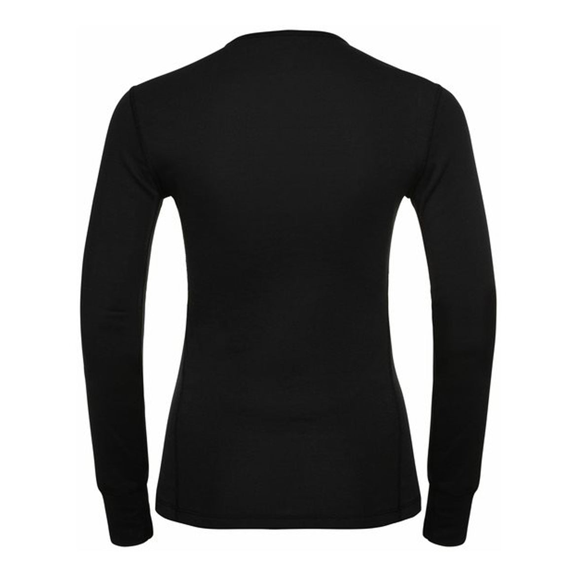 Active Warm Eco Crew Neck for Women in Black