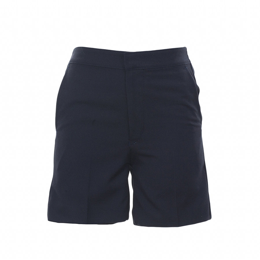 Boys' School Shorts in Navy