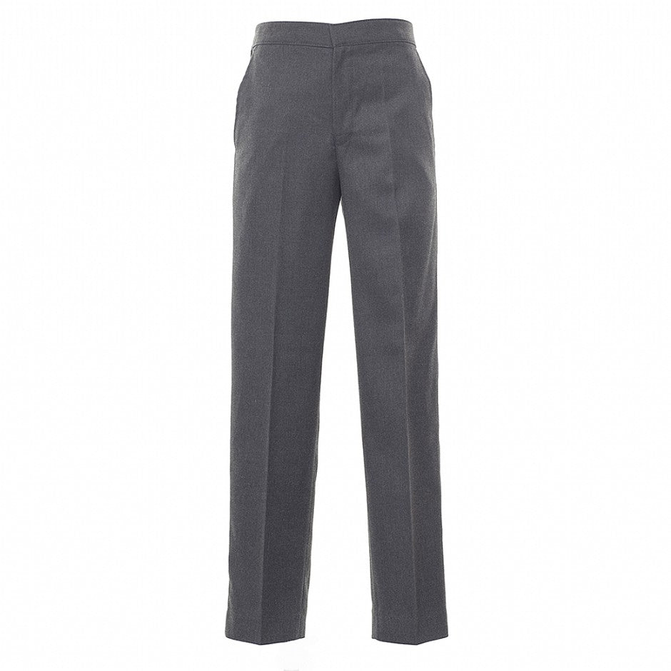 Boys' School Junior Trousers in Grey