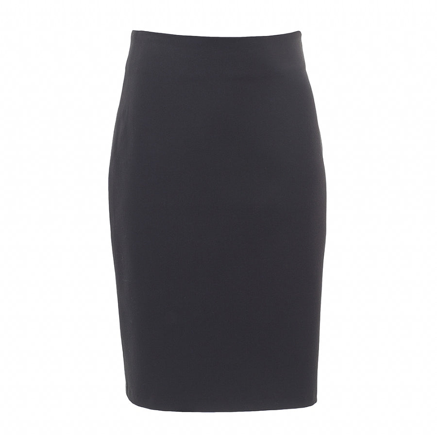 School Honiton Skirt in Black