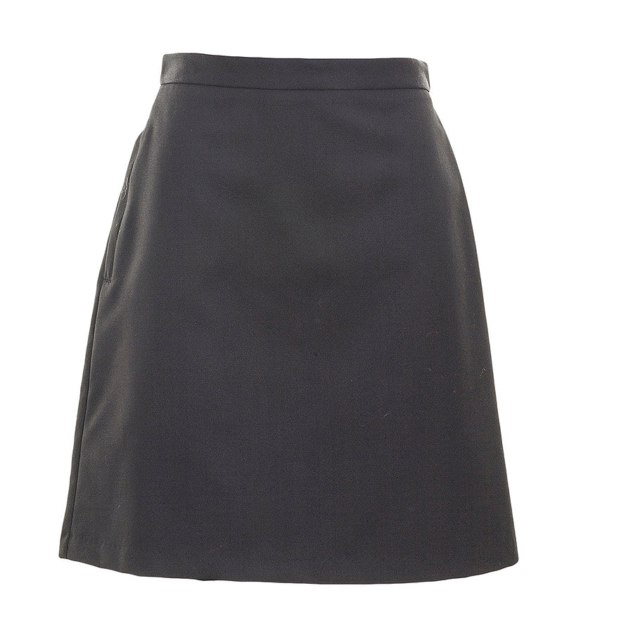 School Medway Skirt in Black