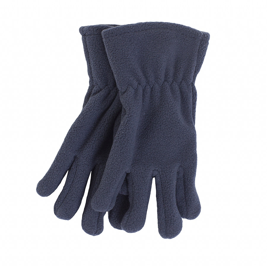 Fleece Glove - Navy