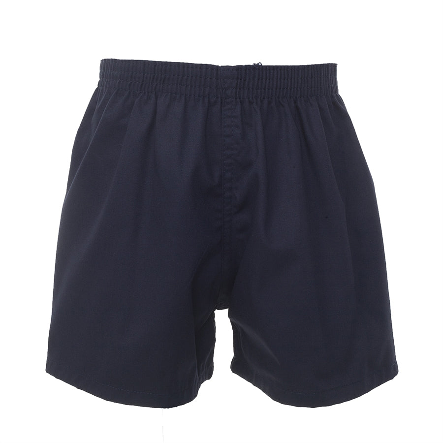 School PE Short in Navy