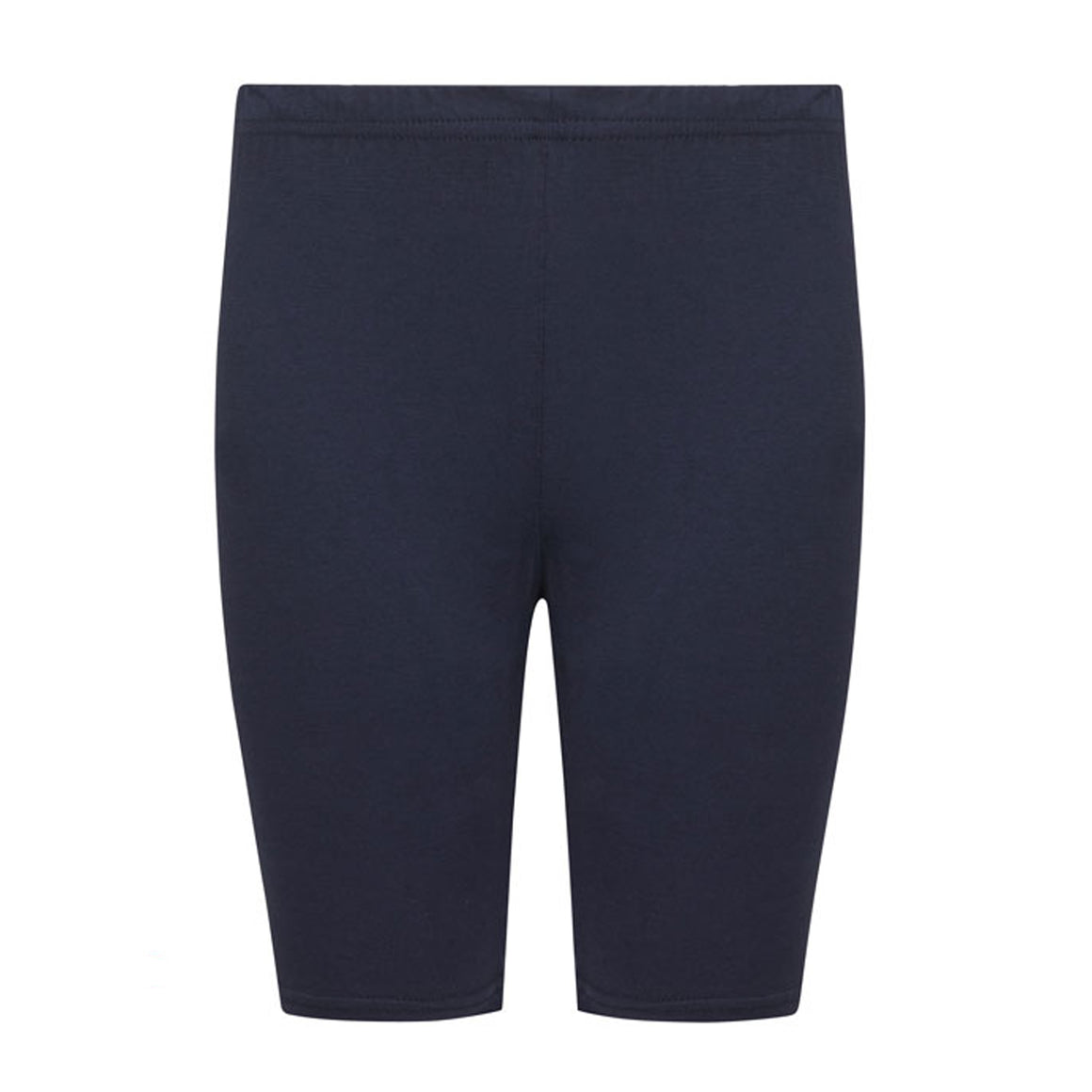 Cycle Short - Stretch Cotton - Navy