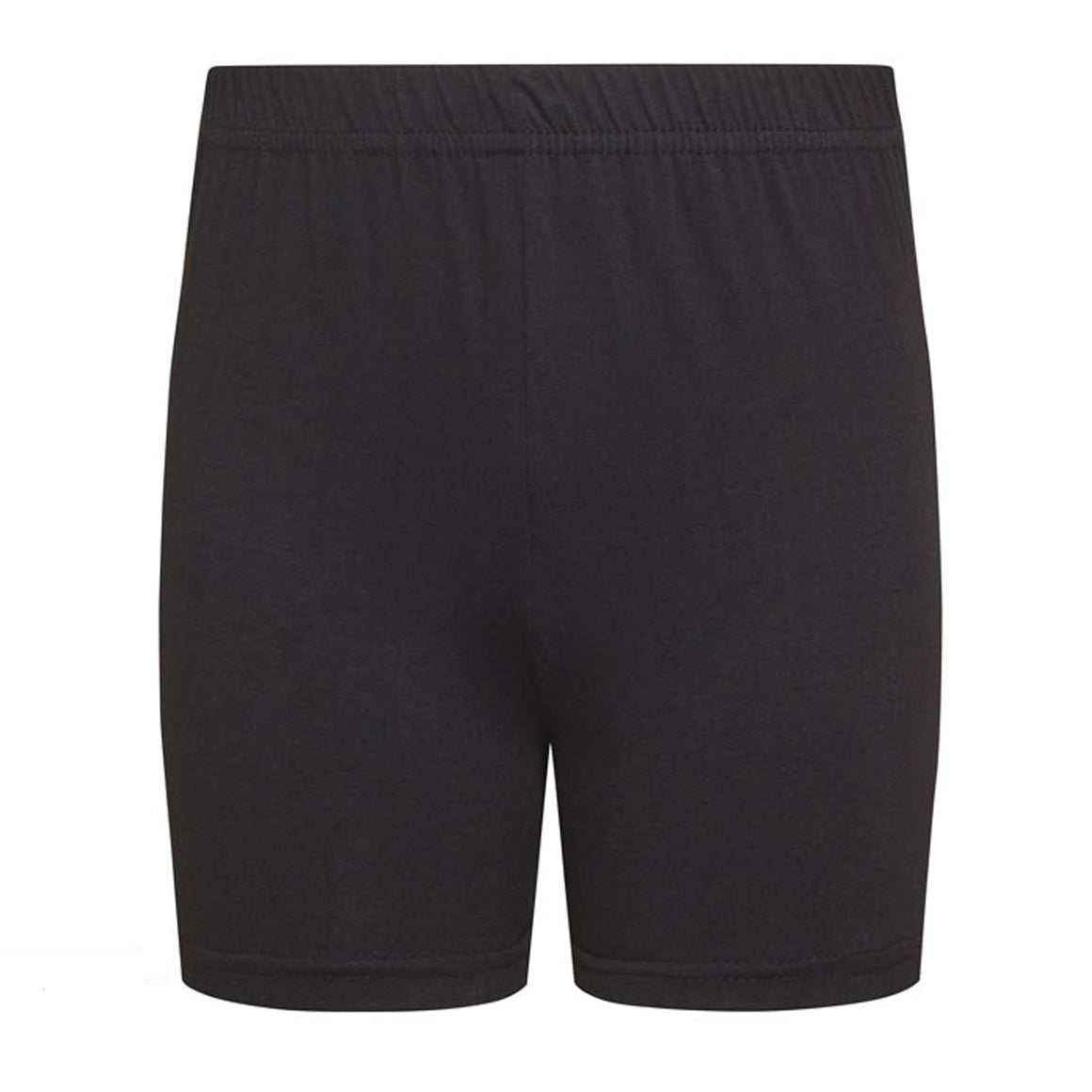 Cycle Short - Stretch Cotton - Black