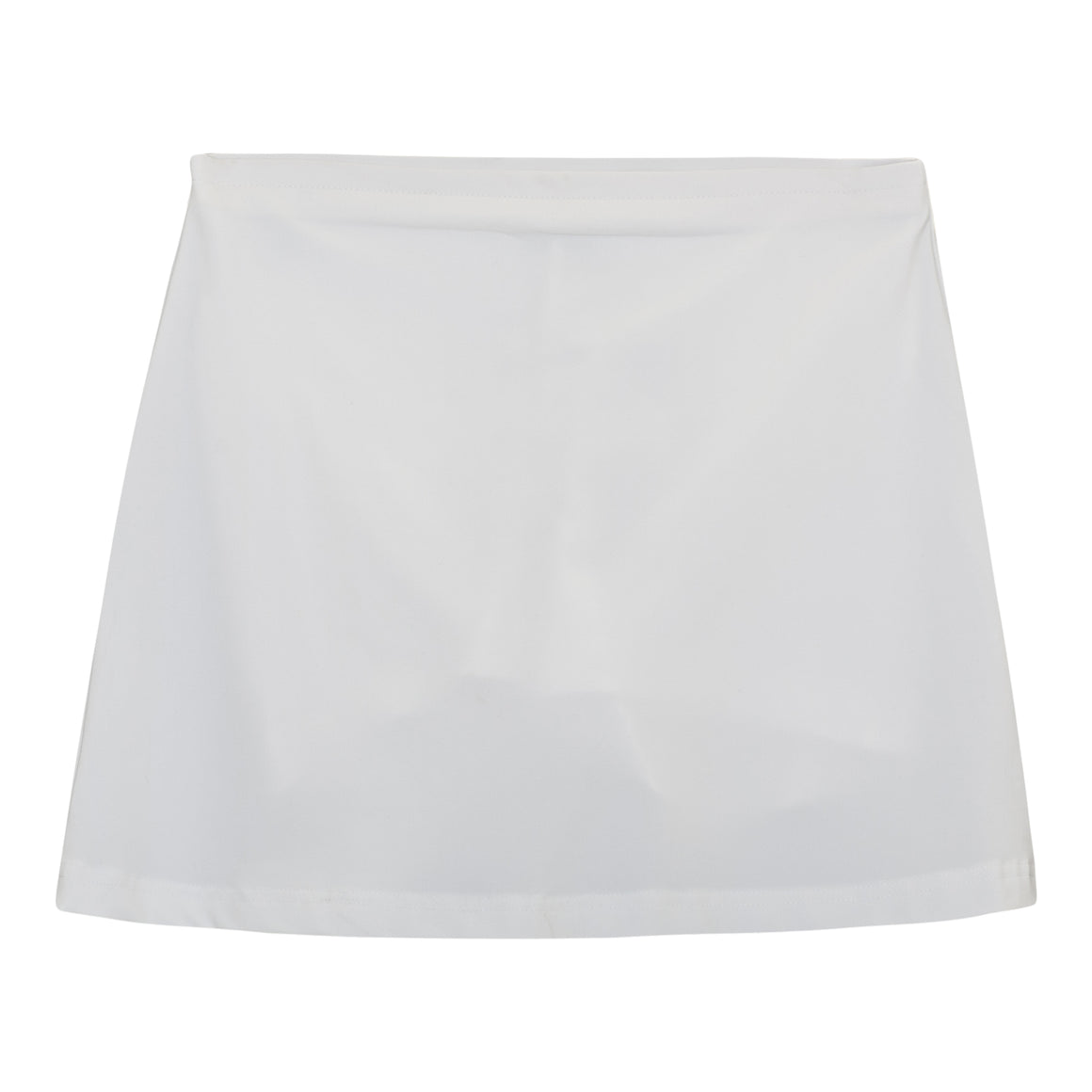 School Girls' Games Skort in White