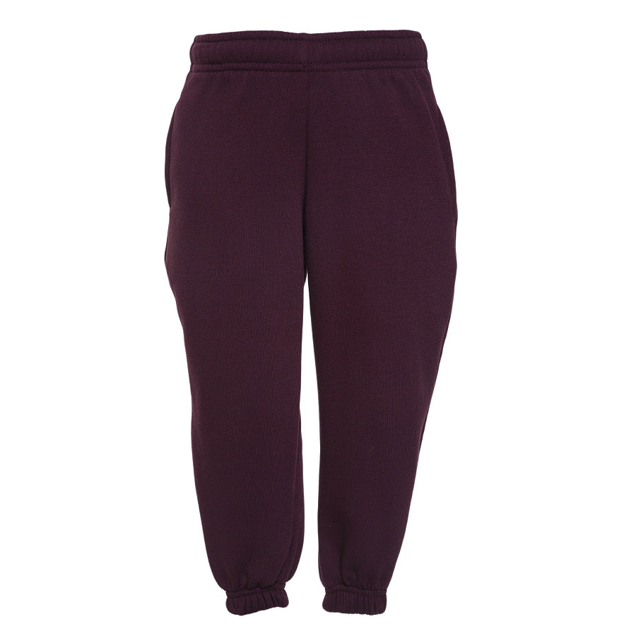 Jogging Trousers - Maroon