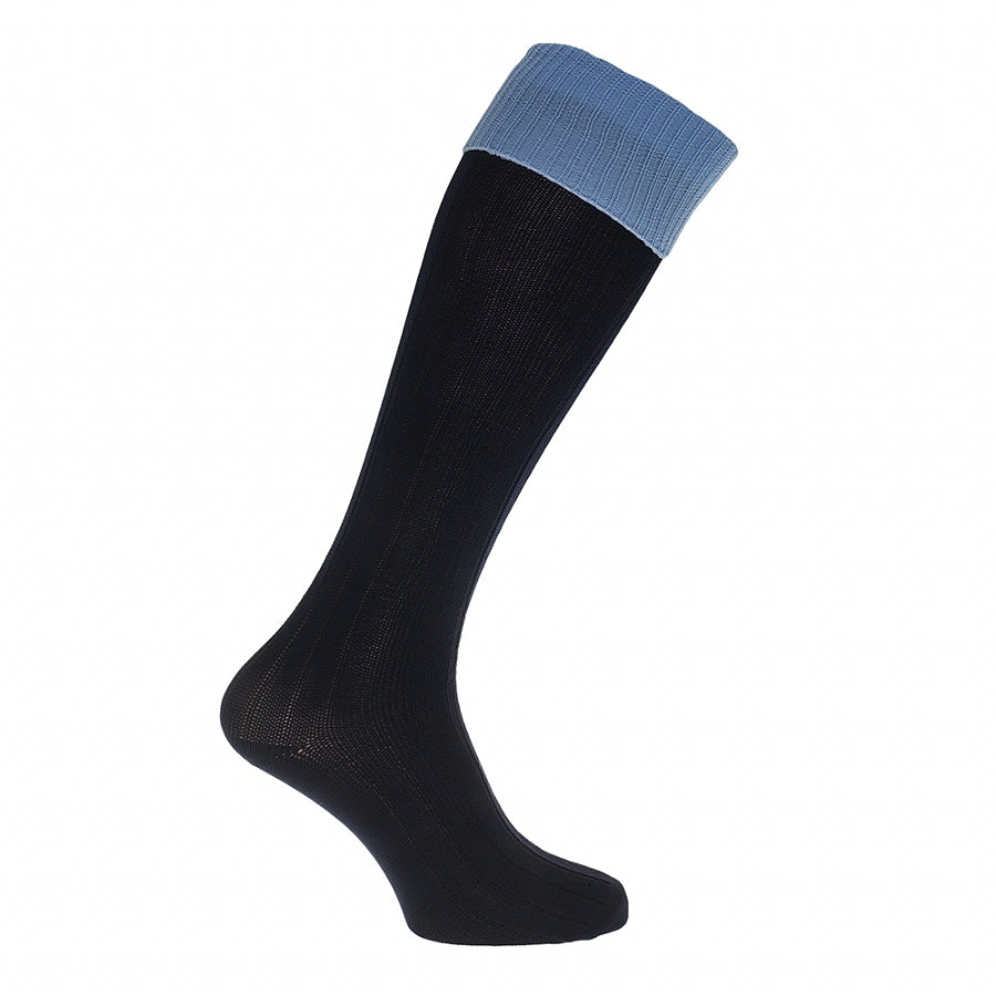 Games Sock - Navy Sky