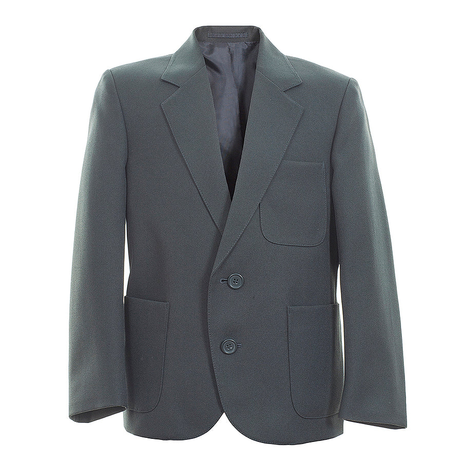 Boys Blazer - Bottle Green