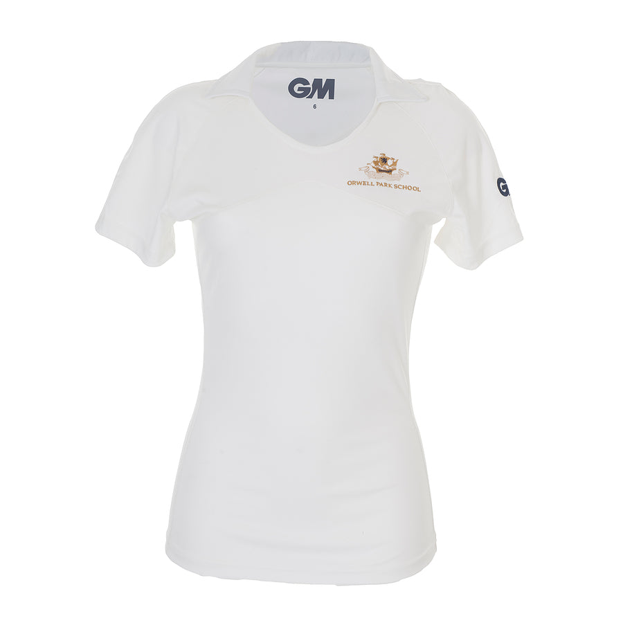 Orwell Park Cricket Shirt - Ladies Fit