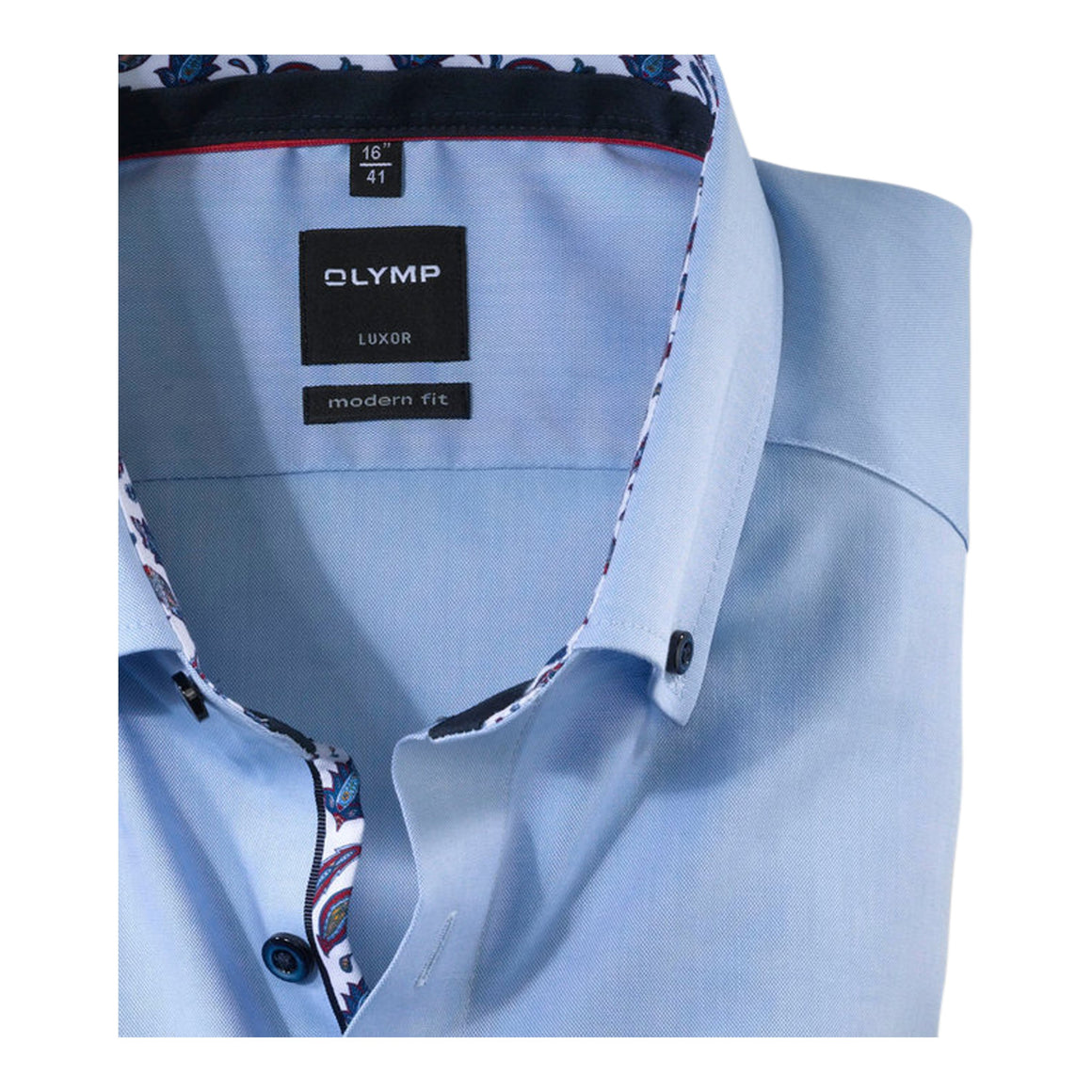 BD Oxford Shirt for Men in Sky