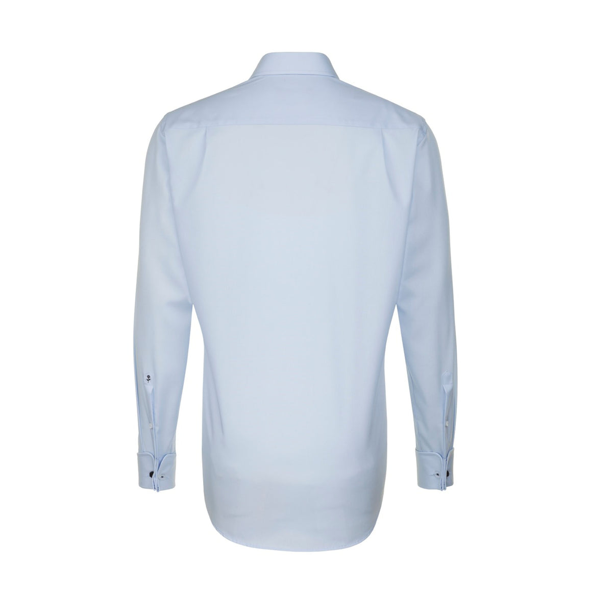 L/S Regular Fit D/C Shirt for Men in Sky