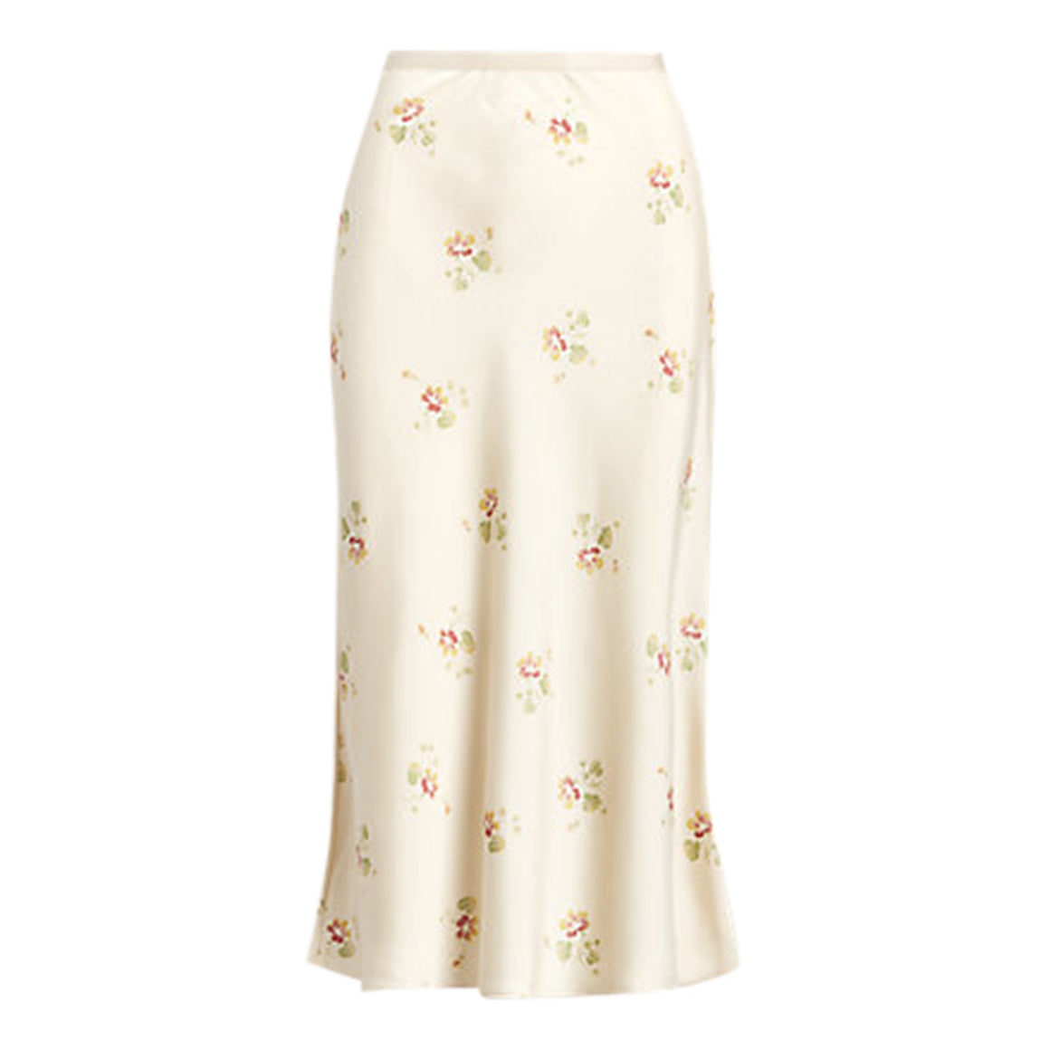Rose Print Skirt for Women in English Garden